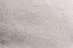 Detalle fibroso áspero blanco Grey Dark Closeup del documento de información de la textura Imágenes de archivo libres de regalías