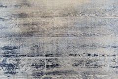 Detalle Fondo-de madera pintado vintage de la textura de Grey Black Wood Tar Paint del tablero del tablón Fotografía de archivo libre de regalías