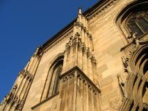 Detalle gótico Imagen de archivo libre de regalías