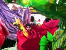 Detalle grande de la flor del niño del ratón imágenes de archivo libres de regalías