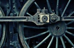 Detalle industrial ácido Imagen de archivo