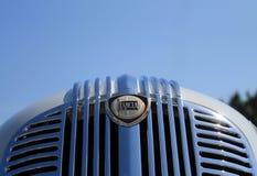Detalle italiano antiguo del frente del coche Imagen de archivo libre de regalías