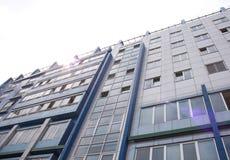 Detalle moderno del edificio Foto de archivo