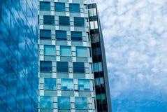 Detalle moderno del edificio Foto de archivo libre de regalías