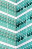Detalle moderno del edificio de oficinas Imagen de archivo