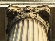 Detalle neoclásico fotografía de archivo libre de regalías