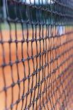 Detalle neto del tenis Imagen de archivo libre de regalías