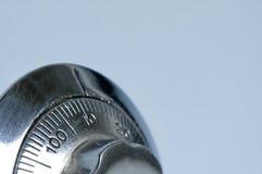 Detalle seguro de la combinación de la rueda Imagen de archivo libre de regalías