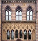 Detalles arquitectónicos foto de archivo libre de regalías