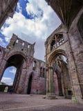 Detalles arquitectónicos de la abadía de la colada Fotografía de archivo libre de regalías