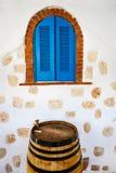 Detalles arquitectónicos del estilo griego Imagen de archivo libre de regalías