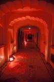 Detalles arquitectónicos indios imagen de archivo libre de regalías