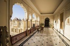 Detalles arquitectónicos indios fotos de archivo