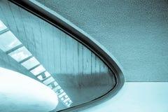 Detalles arquitectónicos interiores Foto de archivo