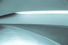Detalles arquitectónicos interiores Fotos de archivo