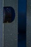 Detalles automáticos de la puerta Foto de archivo