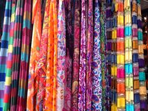 Detalles coloreados Fotografía de archivo libre de regalías