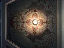 Detalles de Art Nouveau Imagen de archivo libre de regalías