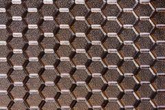 Detalles de cristal de la textura Foto de archivo libre de regalías