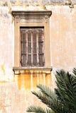 Detalles de Líbano de la arquitectura tradicional Fotos de archivo libres de regalías