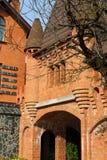 Detalles de la arquitectura cuatro Imagen de archivo