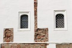 Detalles de la arquitectura una Fotos de archivo libres de regalías