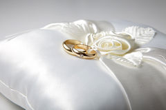 Detalles de la boda Fotografía de archivo
