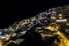 Detalles de la colina de Vidigal en Rio de Janeiro imagenes de archivo