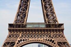 Detalles de la torre Eiffel Fotos de archivo libres de regalías