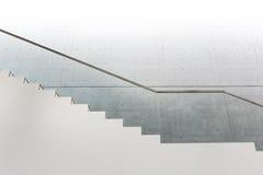 Detalles de la verja y de escaleras Imagen de archivo libre de regalías