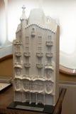 Detalles de las casas Batllo. Barcelona - España Fotografía de archivo libre de regalías