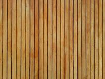 Detalles de madera de la puerta Foto de archivo libre de regalías