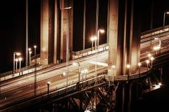 Detalles de puente Golden Gate foto de archivo libre de regalías