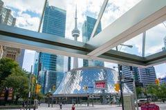 Detalles de Toronto Imagen de archivo libre de regalías