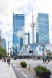 Detalles de Toronto Foto de archivo libre de regalías