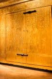 Detalles de un museo egipcio imagenes de archivo
