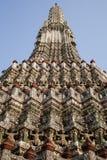 Detalles de Wat Arun Imagenes de archivo