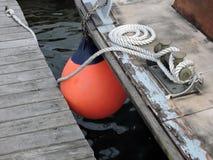 Detalles del barco Fotos de archivo libres de regalías