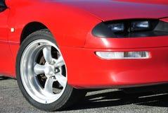 Detalles del coche rápido Imágenes de archivo libres de regalías