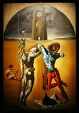 Detalles del museo de Dali libre illustration