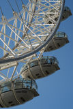 Detalles del ojo de Londres Foto de archivo