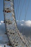 Detalles del ojo de Londres Fotografía de archivo libre de regalías