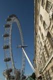 Detalles del ojo de Londres Imágenes de archivo libres de regalías