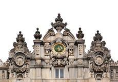 Detalles del palacio de Dolmabahce, Estambul Fotografía de archivo libre de regalías