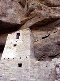 Detalles del palacio del acantilado foto de archivo libre de regalías