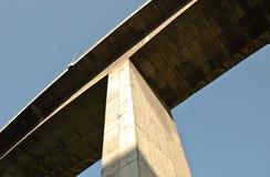Detalles del puente Fotografía de archivo