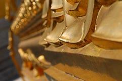 Detalles del templo Fotografía de archivo