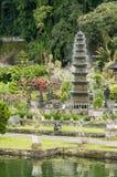 Detalles del templo de Hinduist en Bali Indonesia Imágenes de archivo libres de regalías