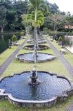 Detalles del templo de Hinduist en Bali Indonesia Fotos de archivo libres de regalías