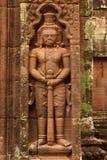 Detalles del templo de Wat Phu Champasak en Laos fotografía de archivo libre de regalías